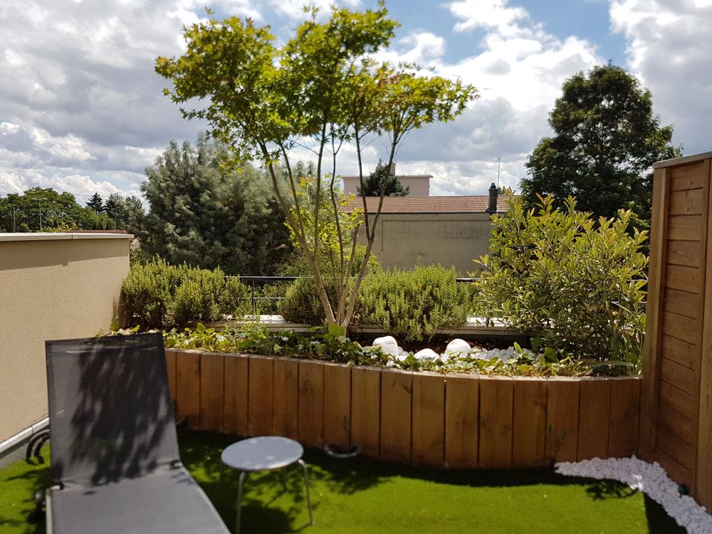 HORTIFLOR DUVINAGE | Amenagement rez de jardin